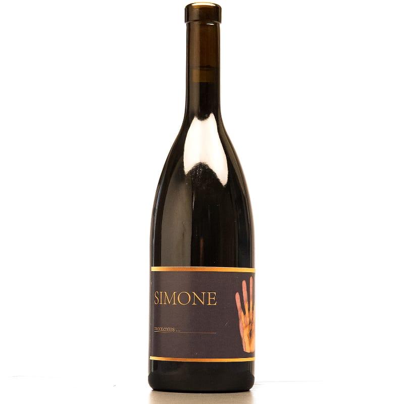 Simone 2016 red wine Ribeiro souson