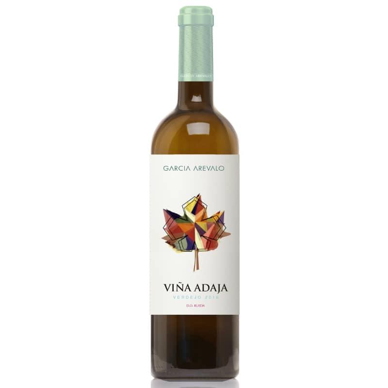 Bodegas Arevalo Do Rueda Adaja organic white wine Verdejo 2019