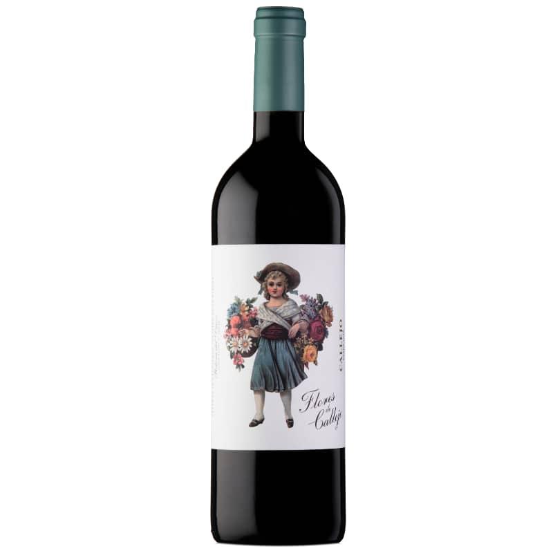 Bodegas Callejo Ribera del Duero Flores organic red wine tinta de toro 2019