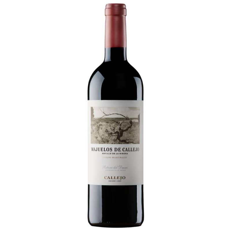 Bodegas Callejo Ribera del Duero Majuelos de Callejo organic red wine tinta de toro 2016