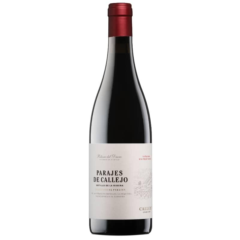 Bodegas Callejo Ribera del Duero Parajes de Callejo organic red wine tinta de toro 2018